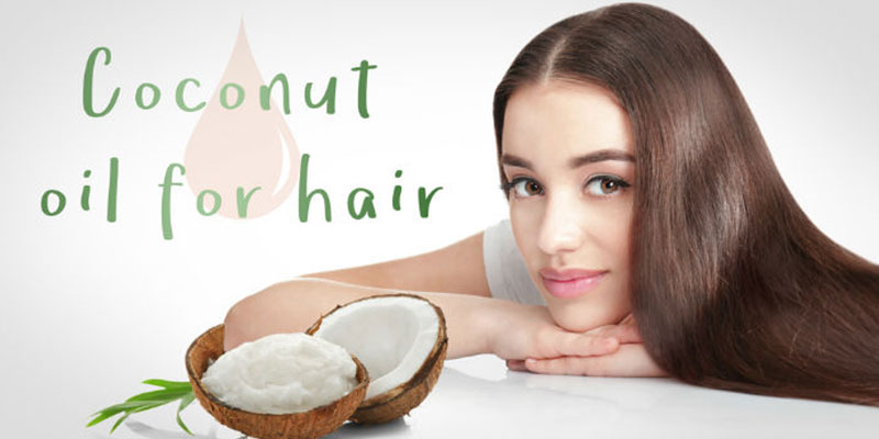 Coconut Oil Can Improve Your Hair