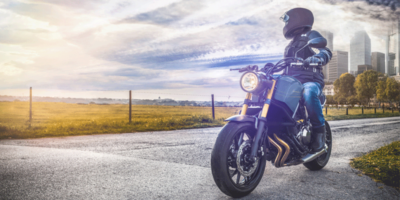 Ride a Motorcycle Safely